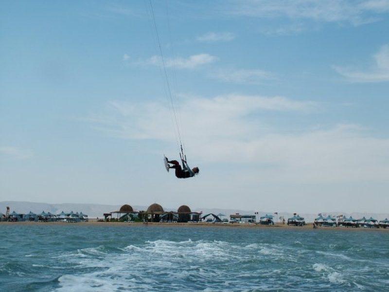 Aggiornamento della sezione KiteTrip – El Gouna – Egitto