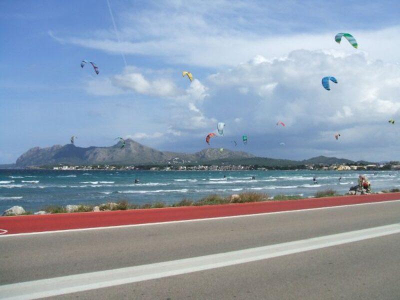 Aggiornamento della sezione KiteTrip: Palma De Mallorca