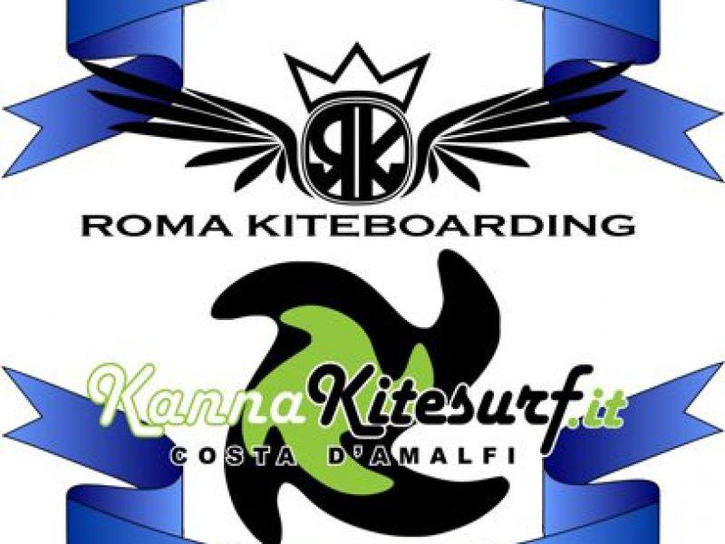 Gemellaggio con la Roma Kiteboarding