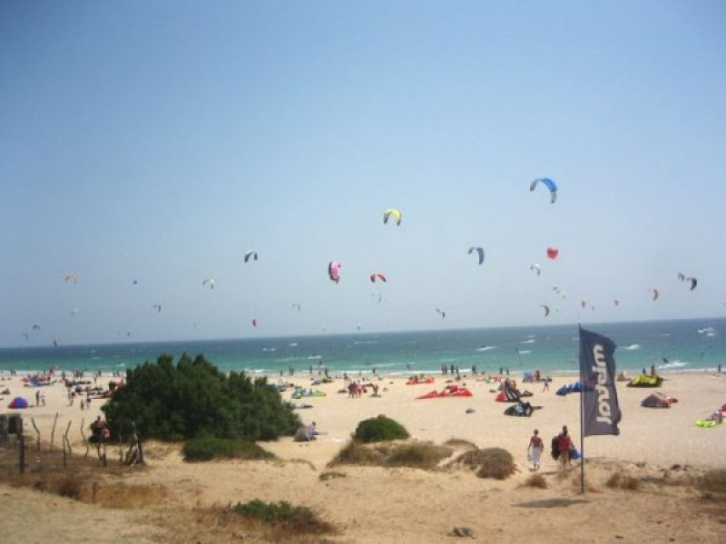 Kite Trip 2006 – Tarifa – Spagna
