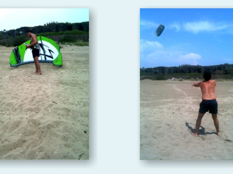 corsi kitesurf 2012