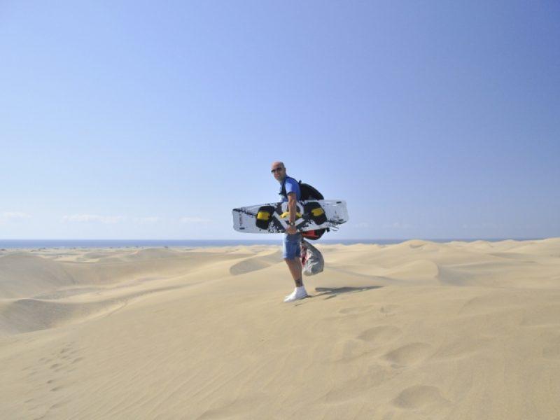 Kitetrip 2012 – Canarie