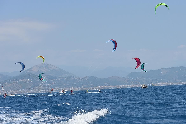 Spot Amalfi Coast Kitesurf