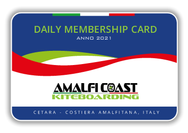 Daily Membership Card